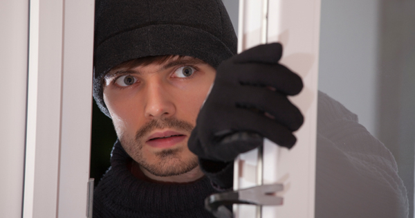 Burglary Statistics Vs Home Security Systems